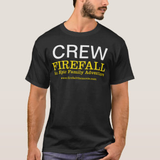 FireFall CREW 2 side Dark T-Shirt