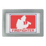Firefigher Belt Buckel Belt Buckles