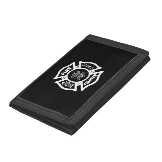 Firefighter Wallets Personalized