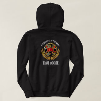 Firefighter 3 See Both Sides Hoodie