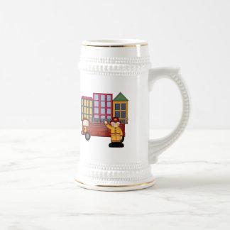 Firefighter 3rd Birthday Gifts Mug