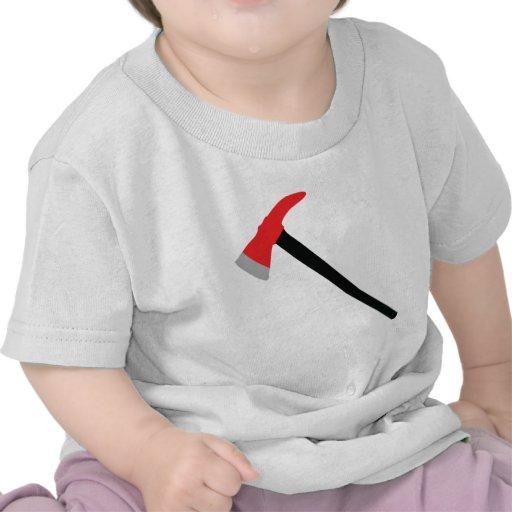 firefighter axe t shirts
