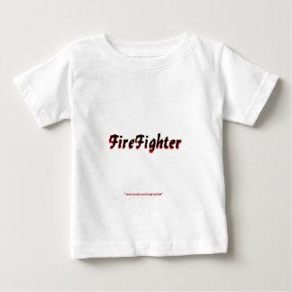 FireFighter Baby T-Shirt