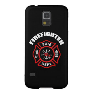 Firefighter Badge Case For Galaxy S5