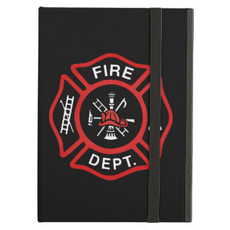 Firefighter Badge Case For iPad Air