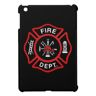 Firefighter Badge Cover For The iPad Mini