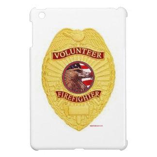 FireFighter_Badge_Volunteer Case For The iPad Mini