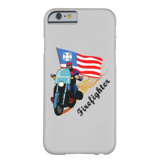 Firefighter Bikers Barely There iPhone 6 Case