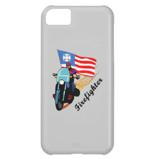 Firefighter Bikers Cover For iPhone 5C