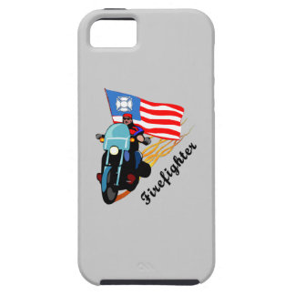 Firefighter Bikers iPhone 5 Covers