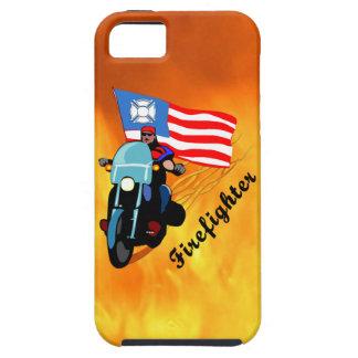 Firefighter Bikers iPhone SE/5/5s Case