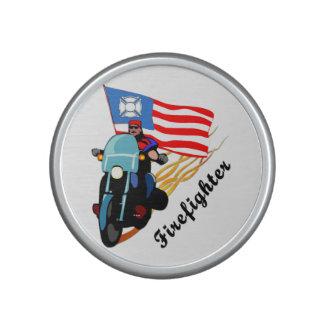 Firefighter Bikers Speaker