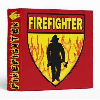 FIREFIGHTER BINDER