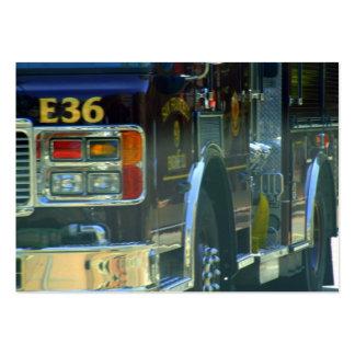 Firefighter Business Card