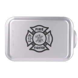 Firefighter Cake Pan