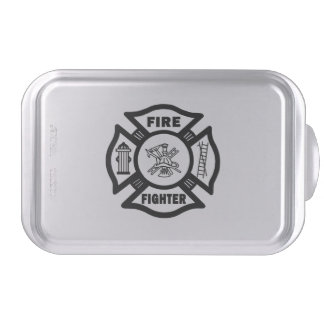 Firefighter Cake Pan