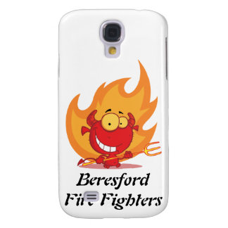 FireFighter Career Samsung Galaxy S4 Cases