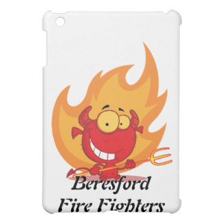 FireFighter Career Cover For The iPad Mini