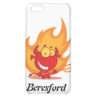 FireFighter Career iPhone 5C Cases