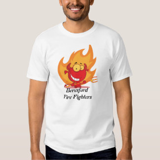 FireFighter Career Tee Shirt