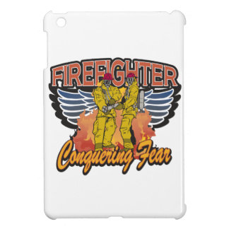 Firefighter Conquering Fear Case For The iPad Mini