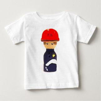 firefighter customizable t shirt