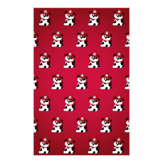 Firefighter Dalmations Stationery