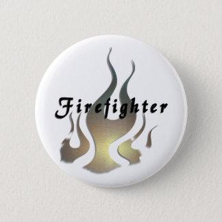 Firefighter Decal Button