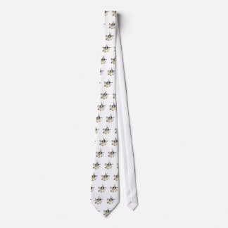 Firefighter Decal Neck Tie