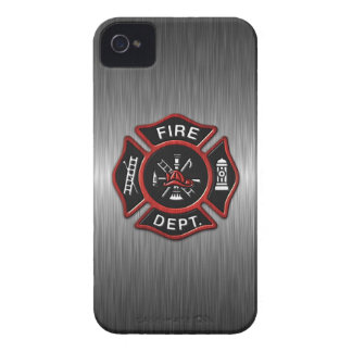 Firefighter Deluxe Case-Mate iPhone 4 Case