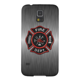 Firefighter Deluxe Galaxy S5 Cover