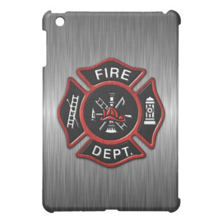 Firefighter Deluxe iPad Mini Cover