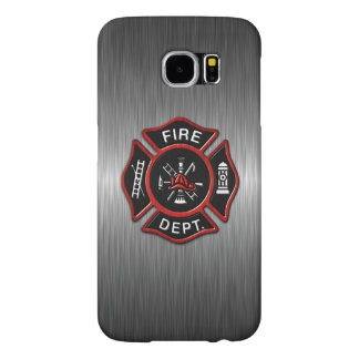 Firefighter Deluxe Samsung Galaxy S6 Case