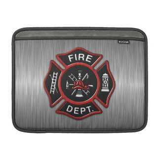 Firefighter Deluxe Sleeve For MacBook Air