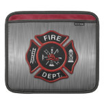 Firefighter Deluxe Sleeves For iPads