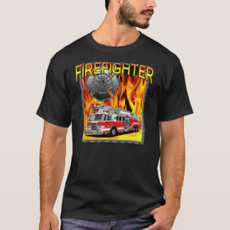 FIREFIGHTER  DESIGN T-Shirt