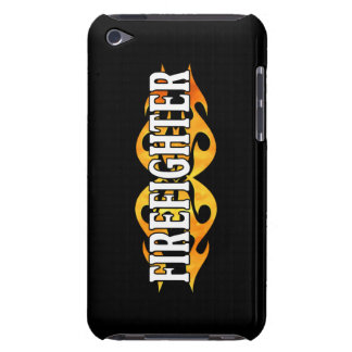 Firefighter Double Flames iPod Touch Cover