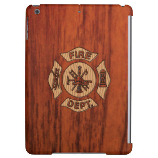 Firefighter Elegant iPad Air Cases