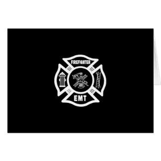 Firefighter EMT Cards