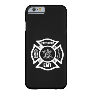 Firefighter EMT Barely There iPhone 6 Case