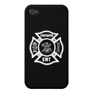 Firefighter EMT Case For iPhone 4