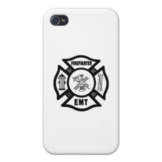 Firefighter EMT Cases For iPhone 4