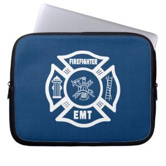 Firefighter EMT Computer Sleeves