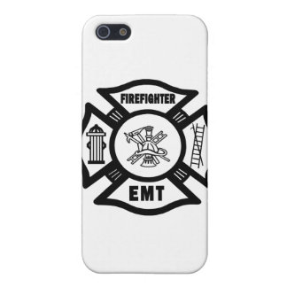Firefighter EMT Cover For iPhone 5