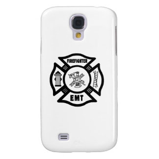 Firefighter EMT Galaxy S4 Cases