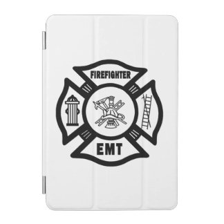 Firefighter EMT iPad Mini Cover