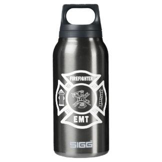 Firefighter EMT Insulated Water Bottle