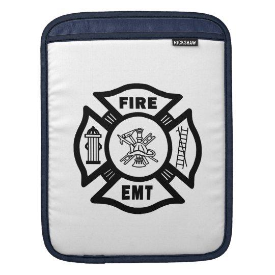 Firefighter EMT iPad Sleeve