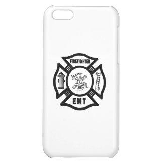 Firefighter EMT iPhone 5C Cases
