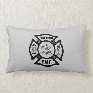 Firefighter EMT Lumbar Pillow